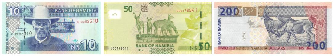 Currency Namibia