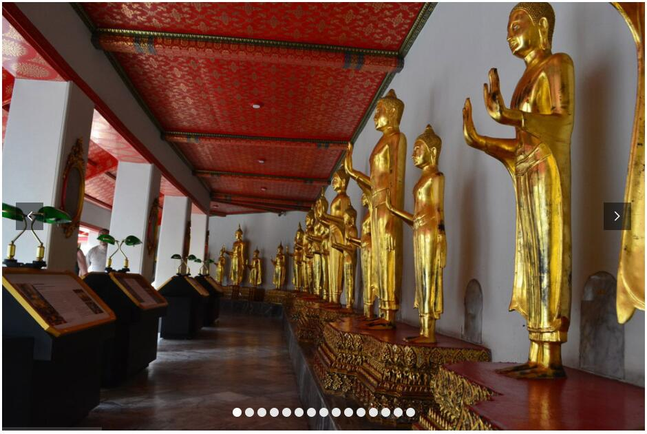 NORTHERN THAILAND - BUDDHAS AND FOREIGN CULTURES