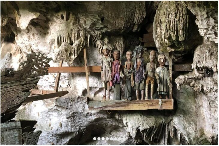 Sulawesi - Cult of the Dead and Rock Tombs 3